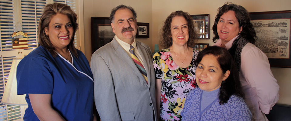 Dr. Khanchalian & Staff